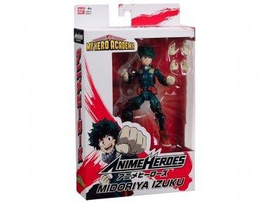 Bandai - ANIME HEROES MY HERO ACADEMIA - MIDORIYA IZUKU, 36911