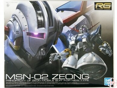 Bandai - Bandai RG  Zeong, 1/144, 60425