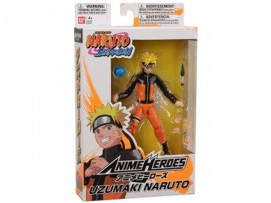 Bandai - ANIME HEROES NARUTO - UZUMAKI NARUTO, 36901