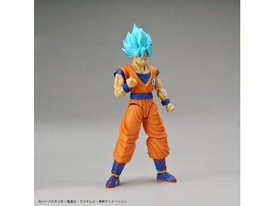 Bandai - Figure-rise Standard Super Saiyan God Super Saiyan Son Goku, 19546 3