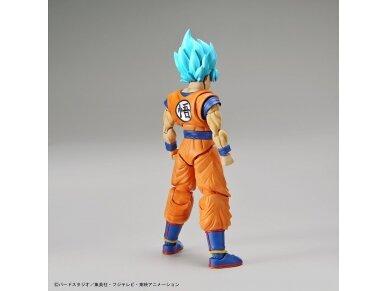 Bandai - Figure-rise Standard Super Saiyan God Super Saiyan Son Goku, 19546 6