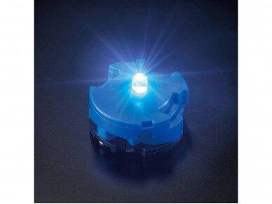 Bandai - Gunpla LED elementas, mėlynas, 56759 3