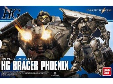 Bandai - HG Bracer Phoenix (Pacific Rim), Scale: 1/144, 24498