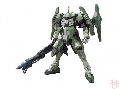 Bandai - HG Build Fighters Battlogue Striker GN-X, Scale: 1/144, 21055 3