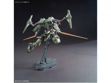Bandai - HG Build Fighters Battlogue Striker GN-X, Scale: 1/144, 21055 6