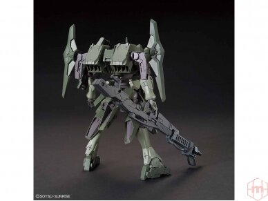 Bandai - HG Build Fighters Battlogue Striker GN-X, Scale: 1/144, 21055 2