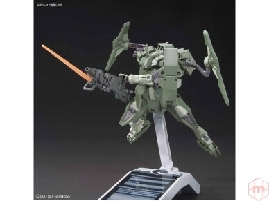 Bandai - HG Build Fighters Battlogue Striker GN-X, Scale: 1/144, 21055 7