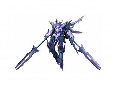 Bandai - HG Build Fighters Honoo Transient Gundam Glacier, Scale: 1/144, 55443 2