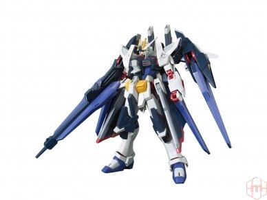Bandai - HG Build Fighters A-R Amazing Strike Freedom Gundam, Scale: 1/144, 16576 2