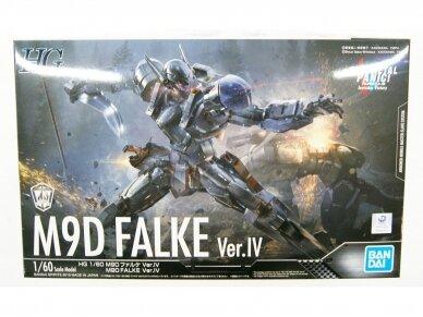 Bandai - HG Full Metal Panic M9D Falke Ver.IV, Mastelis: 1/60, 57613