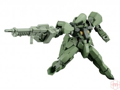 Bandai - HG Graze (Standard Type/Commander Type) Iron-Blooded Orphans, Mastelis: 1/144, 60382 3
