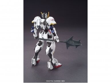 Bandai - HG Gundam Barbatos Iron-Blooded Orphans, Mastelis: 1/144, 57977 5
