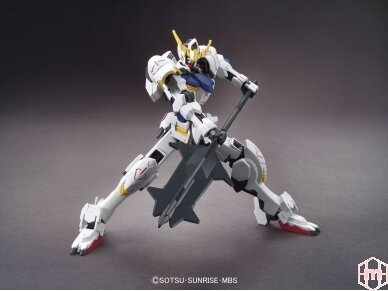 Bandai - HG Gundam Barbatos Iron-Blooded Orphans, Mastelis: 1/144, 57977 3