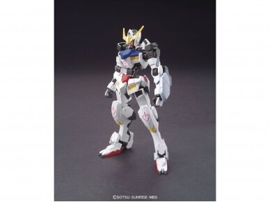 Bandai - HG Gundam Barbatos Iron-Blooded Orphans, Mastelis: 1/144, 57977 4