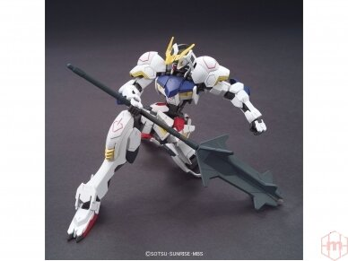 Bandai - HG Gundam Barbatos Iron-Blooded Orphans, Mastelis: 1/144, 57977 6