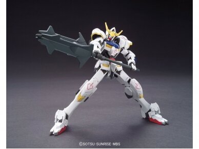 Bandai - HG Gundam Barbatos Iron-Blooded Orphans, Mastelis: 1/144, 57977 7
