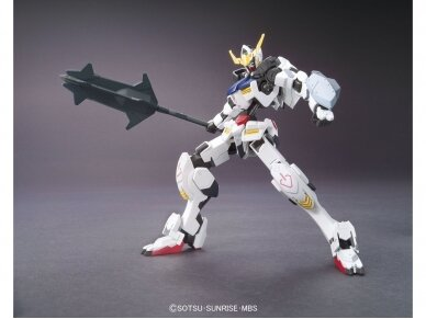 Bandai - HG Gundam Barbatos Iron-Blooded Orphans, Mastelis: 1/144, 57977 8