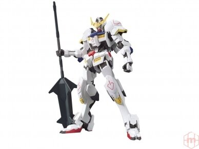 Bandai - HG Gundam Barbatos Iron-Blooded Orphans, Mastelis: 1/144, 57977 2