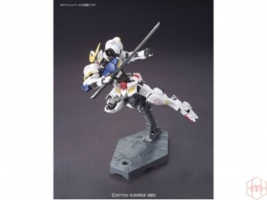 Bandai - HG Gundam Barbatos Iron-Blooded Orphans, Mastelis: 1/144, 57977 9