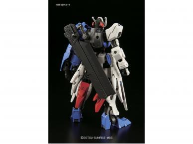 Bandai - HG Gundam Astaroth Iron-Blooded Orphans Steel Moon, Mastelis: 1/144, 59155 5