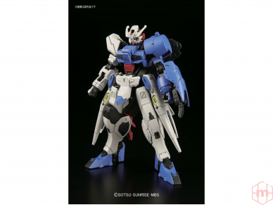 Bandai - HG Gundam Astaroth Iron-Blooded Orphans Steel Moon, Mastelis: 1/144, 59155 3