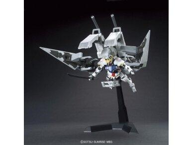 Bandai - HG Gundam Barbatos & Long Distance Transport Booster Kutan San Model, Scale: 1/144, 01891 2