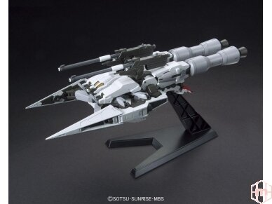 Bandai - HG Gundam Barbatos & Long Distance Transport Booster Kutan San Model, Scale: 1/144, 01891 3