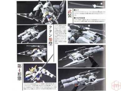 Bandai - HG Gundam Barbatos & Long Distance Transport Booster Kutan San Model, Scale: 1/144, 01891 5