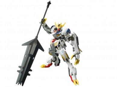 Bandai - HG Gundam Barbatos Lupus Rex Iron-Blooded Orphans, Mastelis: 1/144, 55451 3