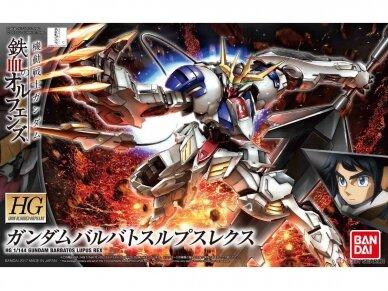 Bandai - HG Gundam Barbatos Lupus Rex Iron-Blooded Orphans, Mastelis: 1/144, 55451