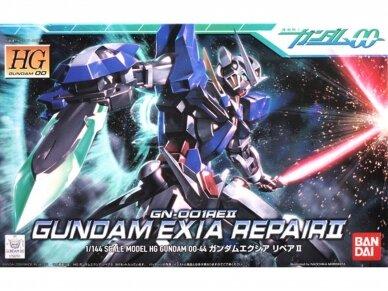 Bandai - HG Gundam Exia Repair II, Mastelis: 1/144, 55733