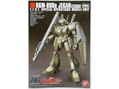 Bandai - HGUC Gundam Unicorn RGM-89De Jegan (Ecoas Type), Mastelis: 1/144, 56833 3