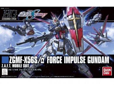 Bandai - HGCE ZGMF-X56S/a Force Impulse Gundam, 1/144, 59241