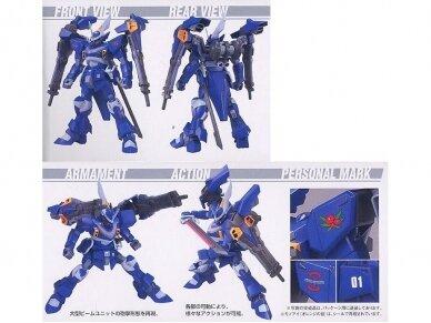 Bandai - HG Gundam Seed MSV YFX-200 Cgue Type D.E.E.P.Arms, Mastelis: 1/144, 56812 2
