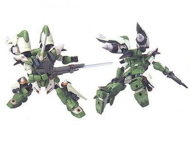 Bandai - HG Gundam Seed MSV ZGMF-1017M Ginn Type High-Maneuver, Mastelis: 1/144, 56811 4