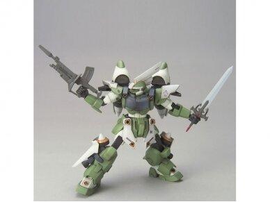 Bandai - HG Gundam Seed MSV ZGMF-1017M Ginn Type High-Maneuver, Mastelis: 1/144, 56811 2
