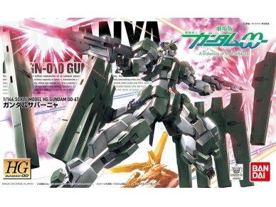 Bandai - HG GN-010 Gundam Zabanya, Mastelis: 1/144, 64562