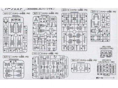Bandai - HG Seravee Gundam GNHW/B, Mastelis: 1/144, 59946 5