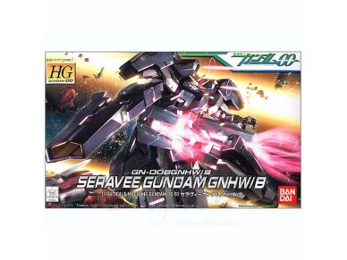 Bandai - HG Seravee Gundam GNHW/B, Mastelis: 1/144, 59946
