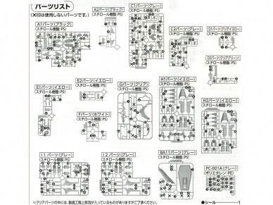 Bandai - HG Valvrave III Hikaminari, Mastelis: 1/144, 82330 11
