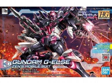 Bandai - HGBD:R Gundam G-Else , Mastelis: 1/144, 58927