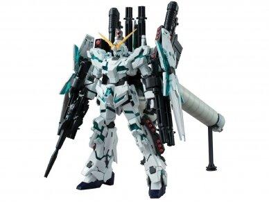 Bandai - HGUC Full Armor Unicorn Gundam (Destroy Mode), Scale: 1/144, 58005 3