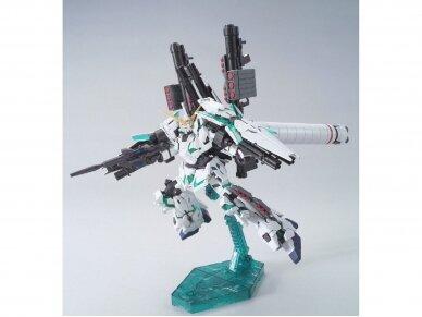 Bandai - HGUC Full Armor Unicorn Gundam (Destroy Mode), Scale: 1/144, 58005 4