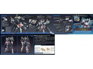 Bandai - HGBF Cherdim Gundam Saga Type.GBF, Scale: 1/144, 20705 7