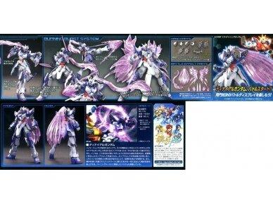 Bandai - HGBF Denial Gundam, Mastelis: 1/144, 96708 4