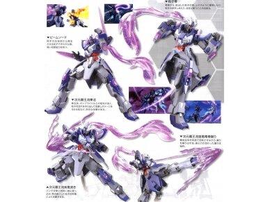 Bandai - HGBF Denial Gundam, Mastelis: 1/144, 96708 5