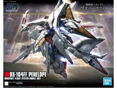 Bandai - HGUC Gundam RX-104FF Penelope, 1/144, 58204