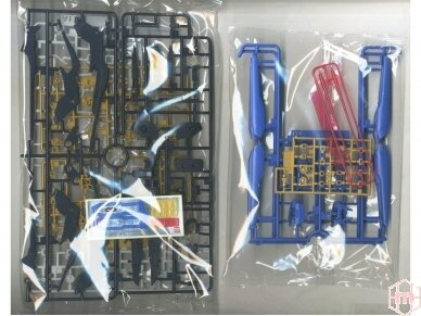 Bandai - HGCE Strike Freedom Gundam, Mastelis: 1/144, 55610 11