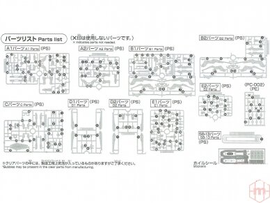 Bandai - HGCE Strike Freedom Gundam, Mastelis: 1/144, 55610 12