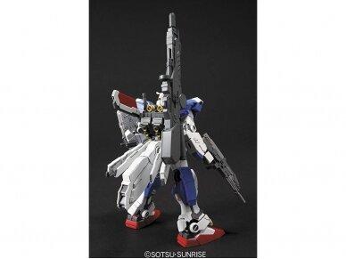 Bandai - HGUC FA-78-3 Full Armour Gundam 7th, Mastelis: 1/144, 59160 4